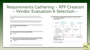 RFP /Vendor Eval