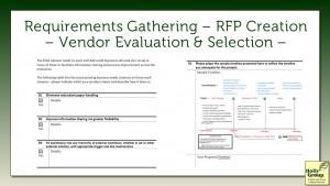 RFP /Vendor Eval